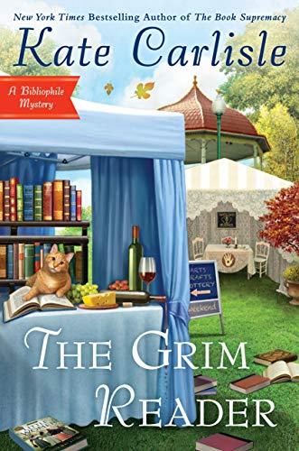 The Grim Reader (Bibliophile Mys...