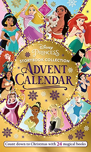 Disney Princess: Storybook Collection Advent Calendar