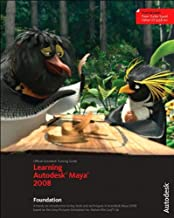 Learning Autodesk Maya 2008, (Official (text only) by A.M. Press.