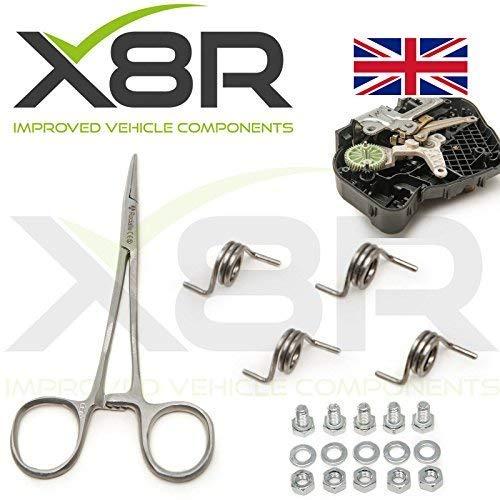 X8R X8R -011 w203w211w209 Filtro Cierre puerta Reparación x 4