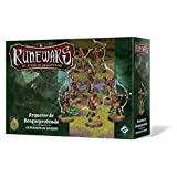 Fantasy Flight Games- Rune Wars: Arqueros de Bosqueprofundo - Español, Color (FFRWM16)