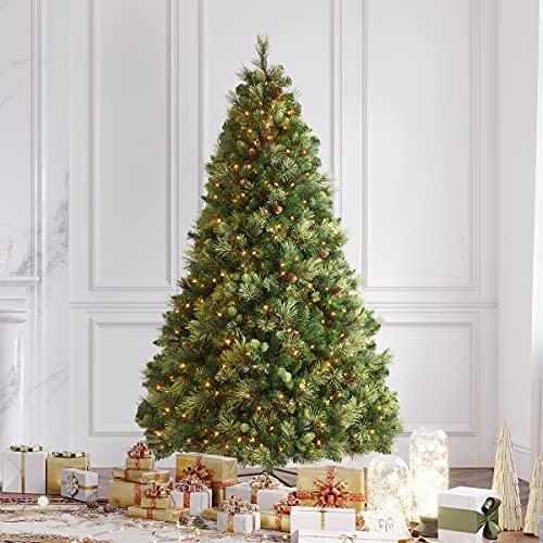 OasisCraft 6.5FT Christmas Tree -...