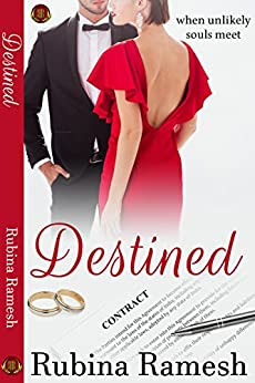 Destined: A Contemporary Hot Romance by [Rubina Ramesh]