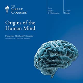 Origins of the Human Mind audiobook cover art