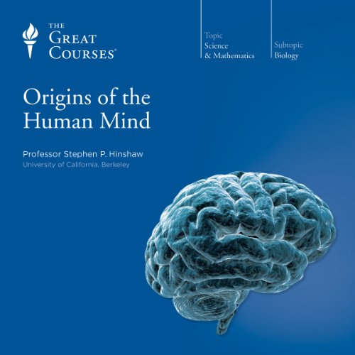 Origins of the Human Mind cover art