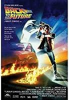 BACK TO THE FUTURE バックトゥザフューチャー(公開35周年記念)-ONE-SHEETポスター[公式オフィシャル]1