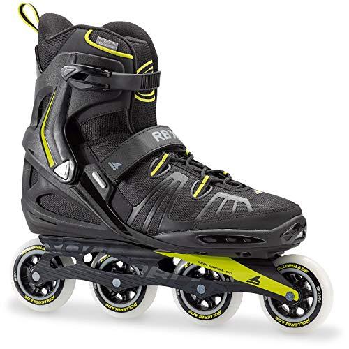 Rollerblade Herren RB XL Inline-Skate, SCHWARZ/Lime, 335