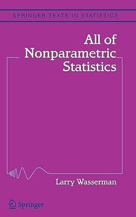 All of Nonparametric Statistics