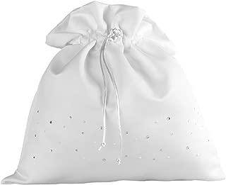 Ivy Lane Design Celebrity Collection Money Bag, White