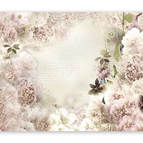 murando – Papier peint intissé 200x140 cm – Papier peint – Tableaux muraux déco XXL – fleurs nature b-A-0146-a-d