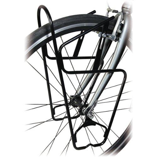 Minoura FRP-3000 - Portaequipajes Delanteros para Bicicletas de Turismo o ciclocross