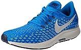 Nike Australia Men's Air Zoom Pegasus 35 Running Shoes, Cobalt Blaze/Light Bone-Sail-Blue Void