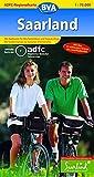 ADFC Regionalkarten, Saarland (ADFC-Regionalkarte 1:75000)