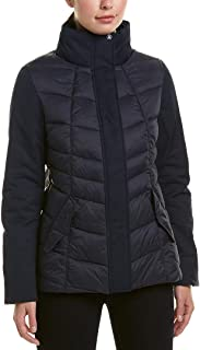 Womens Hayle Quilted Jacket, 10, Blue