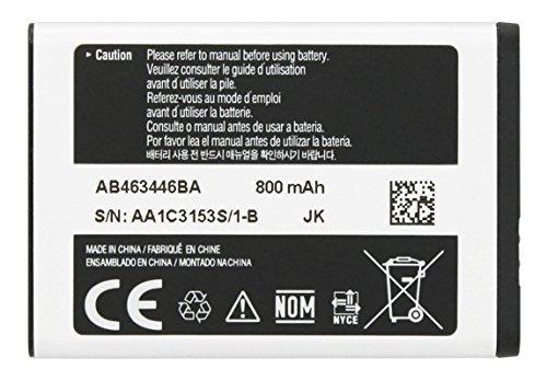 Samsung Akku AB463446BA, AB463446BU B130B300B320B500B520C120C130C140C260C270C300C520D500D520D720D730E210E250E380E420E500E870E900E1080E1107E1120E1310E1360E2100