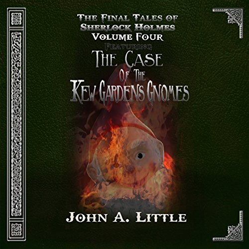 The Final Tales of Sherlock Holmes - Volume Four audiobook cover art