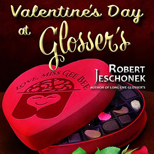 Valentine's Day at Glosser's audiobook cover art