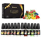Salcar® 10 Pack 10ml E-Liquid