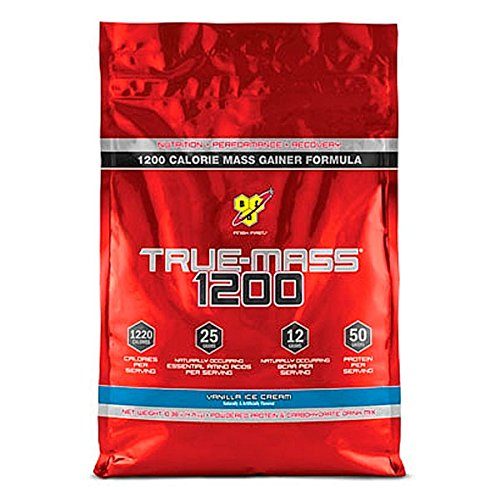 BSN True-Mass 1200 - 4,73 kg Vanilla Ice Cream