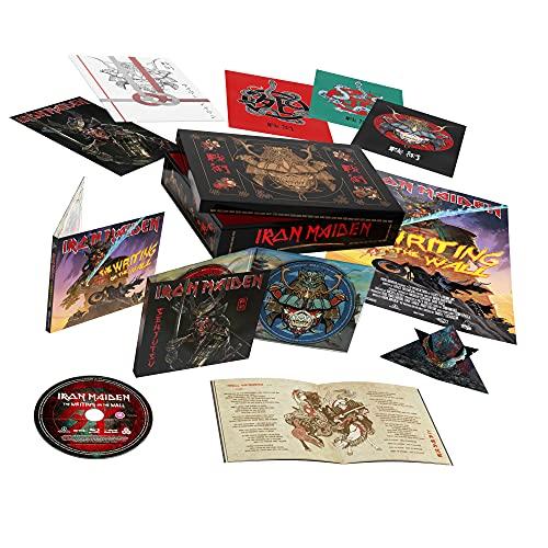 Senjutsu (Super Deluxe Box Set Cd + B.Ray And Exclusive Memorabilia)