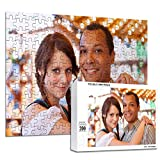 Puzzles Personalizados con Fotos 1000 500 300 200 Piezas Rompecabezas Personalizado con Imágenes apto para Adultos y Adolescentes (200 pedazo)