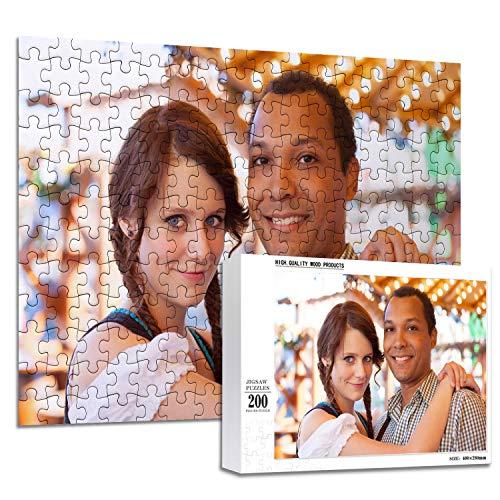 Puzzles Personalizados con Fotos 1000 500 300 200 Piezas Rom