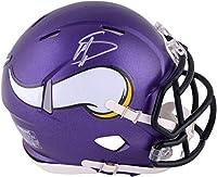 Stefon Diggs Minnesota Vikings Autographed Riddell Speed Mini Helmet - Fanatics Authentic Certified - Autographed NFL Mini Helmets