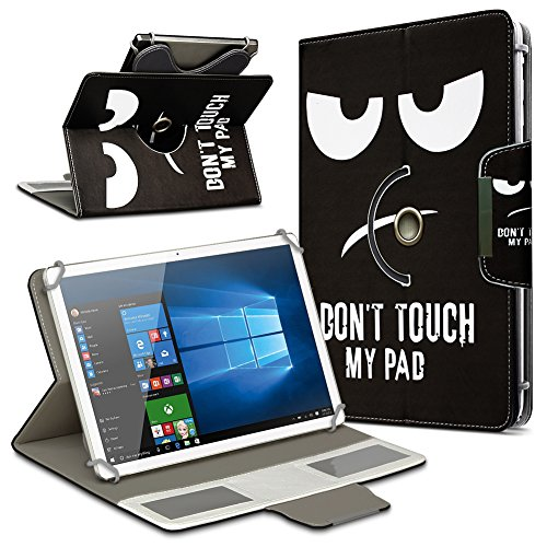 UC-Express Universal Tablet Schutz Hülle 10-10.1 Zoll Tasche Schutzhülle Motiv Case Cover, Motiv:Motiv 6, Tablet Modell für:Excelvan BT-MT10