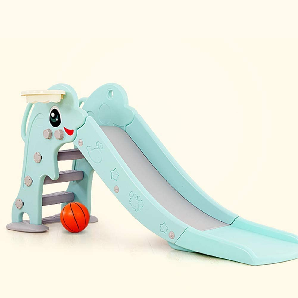 WUTONG Lengthen Thick Slide Indoor Children's Plastic Toys House