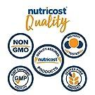 Nutricost Energy Pills, 90 Capsules - with Natural Occurring Caffeine - Vegetarian Capsules - Premium Energy Complex #4