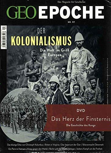 """GEO Epoche mit DVD 97/2019 """"Das Herz der Finsternis"""""""