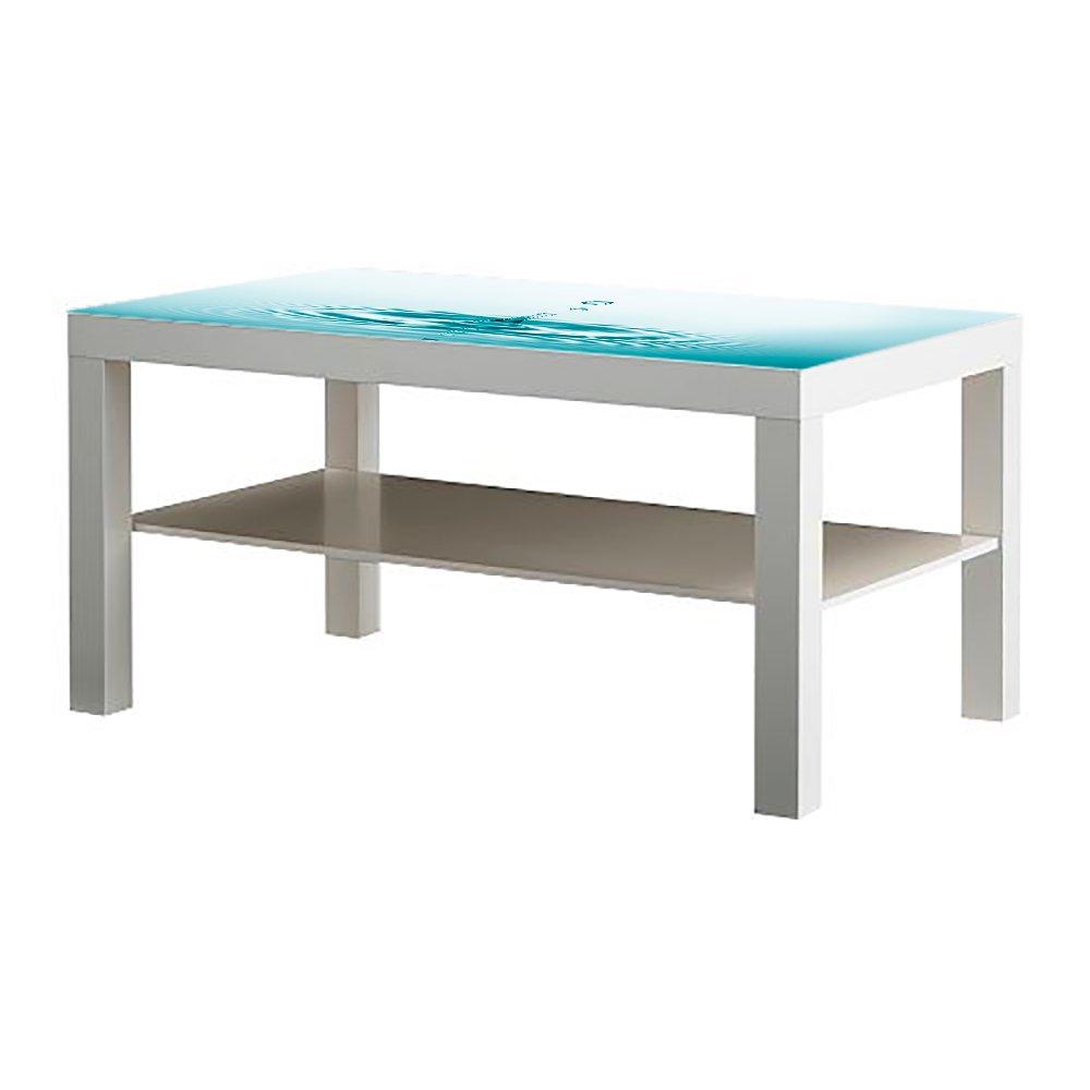 Mesa IKEA Lack Personalizada Madera Vinilo Auto Adhesivo | Medidas ...