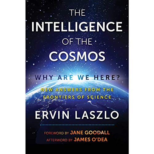 The Intelligence of the Cosmos cover art
