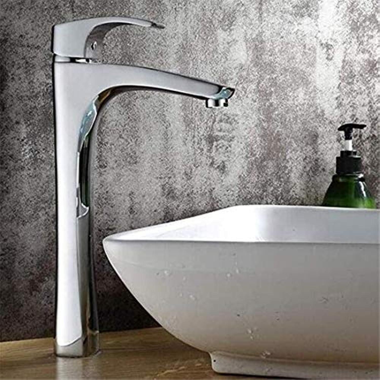 Modern Hei Und Kalt Wasserhahn Vintage überzugarmaturen Waschtischarmatur Deck Montiert Chrom Messing Wasserfall Bad Becken Wasserhahn