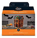 Hyde & EEK Haunted Mansion Chocolate Cookie House Kit! Pre-Baked, Easy To Assemble, Ready To Build! Halloween Chocolate Cookie House! Halloween House For Kids To Enjoy Decorating Their Own!