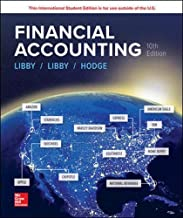 financial accounting by libby libby and hodge