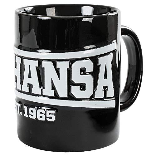 Hansa Rostock FC Tasse, Becher Hansa-Relief
