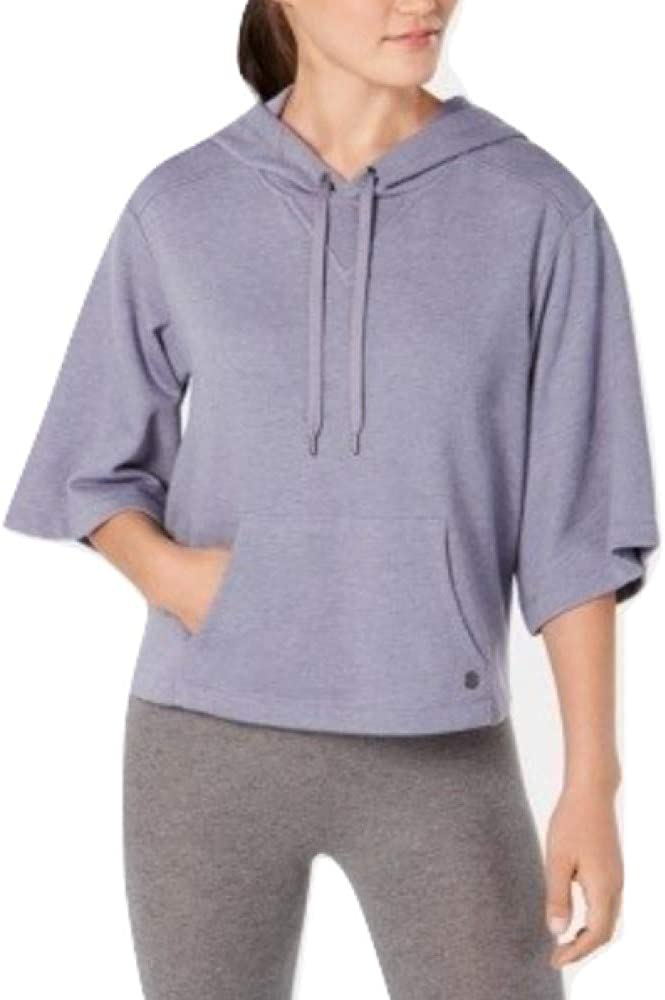 Ideology Bell-Sleeve Hoodie Tranquility Surprise price Austin Mall M