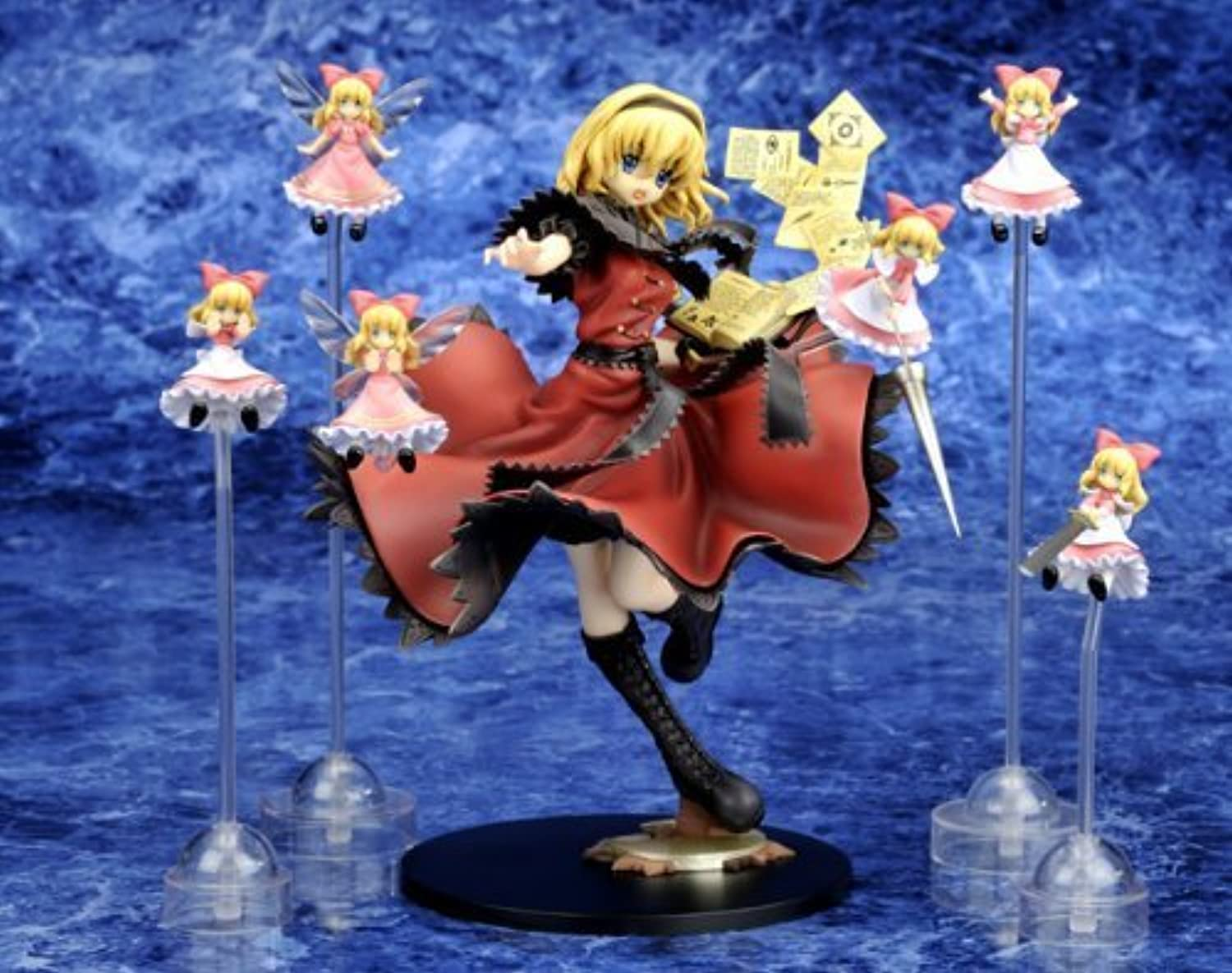 Alice Margatroid DX type event limited extra Farbe Ver  puppeteer of seven Farbes  Eastern Project. (japan import)