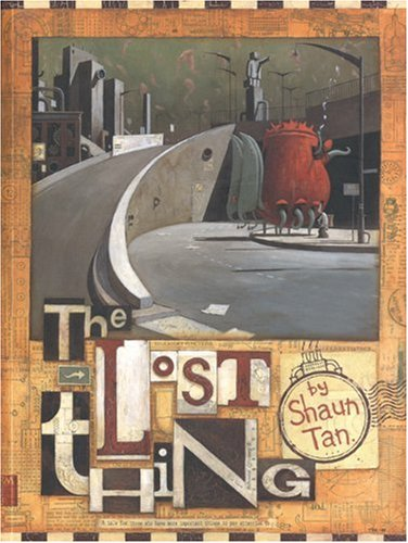 Hzqebook The Lost Thing By Shaun Tan Cfsrajf