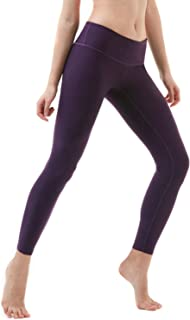 Yoga Pants Mid-Waist/High-Waist Tummy Control w Pocket Series