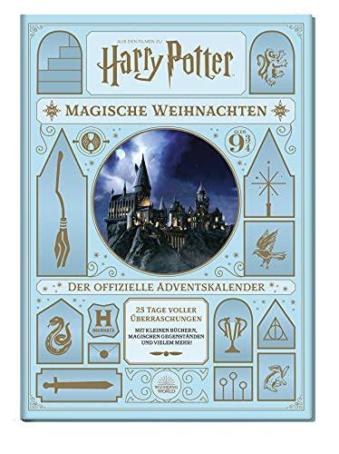 Aus den Filmen zu Harry Potter: Magische Weihnachten - Der offizielle Adventskalender: 25 Tage voller Überraschungen