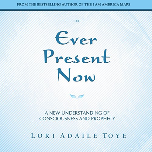 The Ever Present Now audiobook cover art