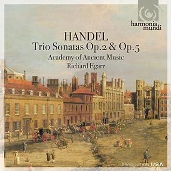Handel: Trio Sonatas, Op.2 & Op. 5