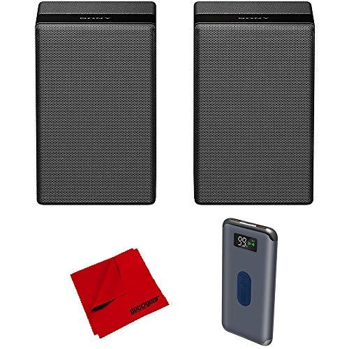 Sony Z9R Wireless Speaker for use with Soundbar + Deco Gear Wireless Power Bank Kit