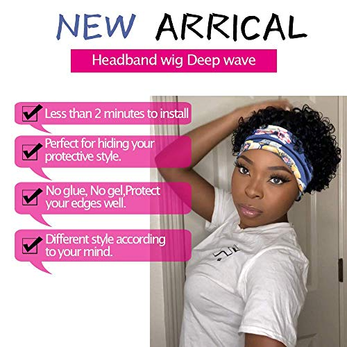 8 inch lace wig _image3