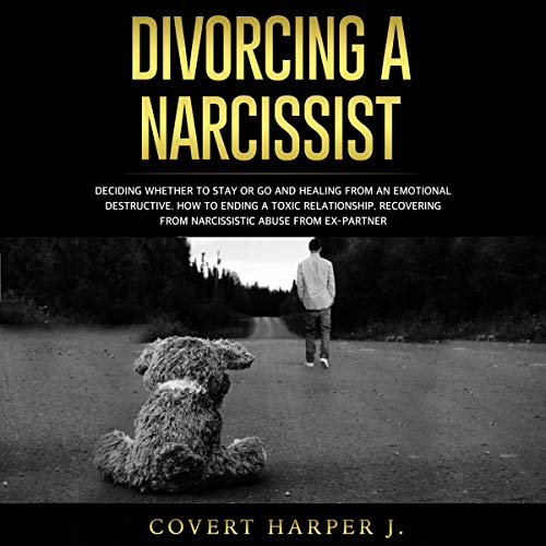 Divorcing a Narcissist  By  cover art