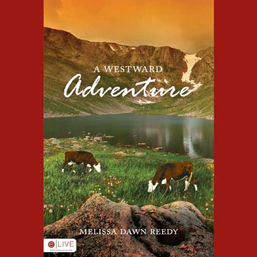 A Westward Adventure audiobook cover art