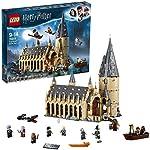 Lego-Harry-Potter-La-Sala-Grande-di-Hogwarts-con-10-Minifigure-Della-Serie-Set-di-Costruzioni-per-Ragazzi-9-14-Anni-75954