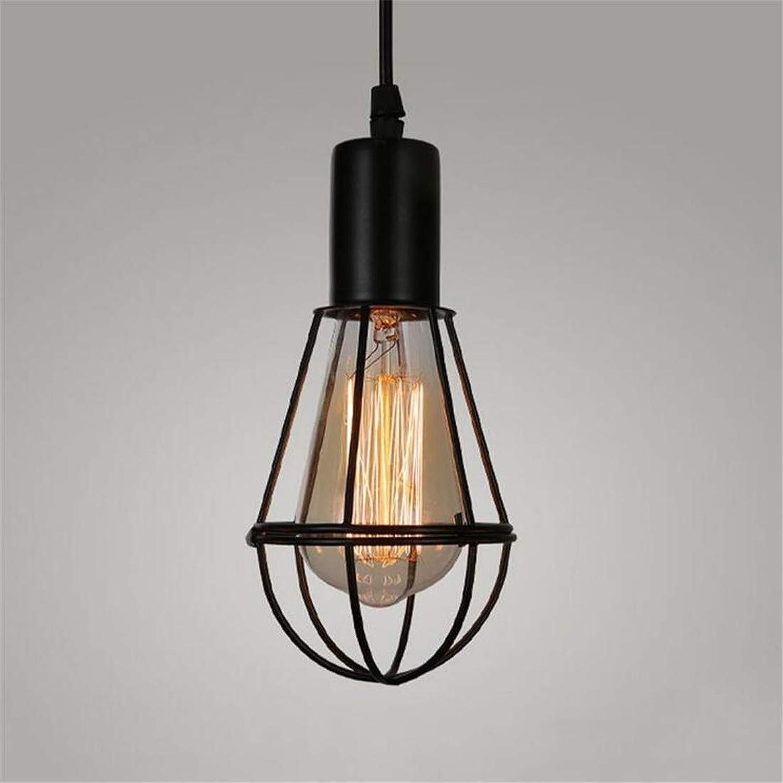Perfect Home Suspension Light Vintage Hollow E27 Restaurant Droplight Corridor Aisle Balcony Ceiling Pendant Lamp Durable